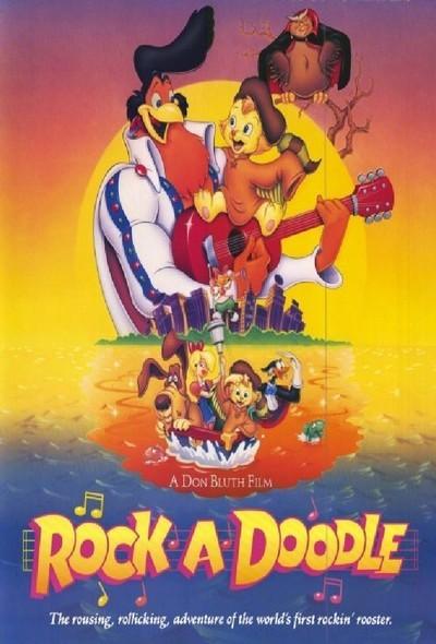 Rock-a-Doodle (1992)